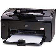 HP LaserJet P1102w Laser Printer پرينتر ليزري تک کاره وايراس hp1102w